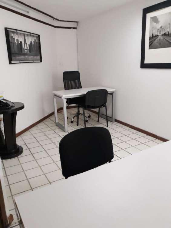 Fotos de Oficina en renta para 6 personas, en la col. moderna 10