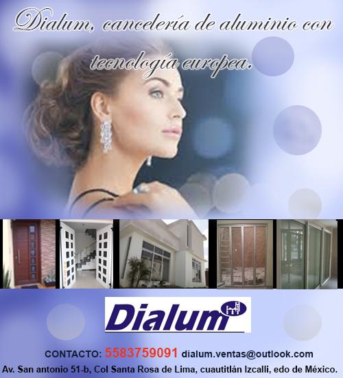 Dialum puertas y ventanas de aluminio cuautitlan izcalli