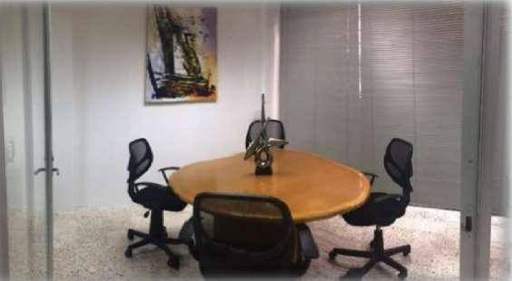 Oficinas fijas en satélite solo con virtu office