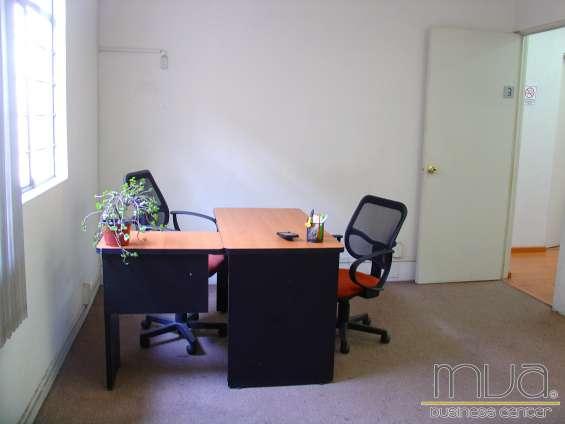 Oficinas amuebladas y amplias disponibles mva !!