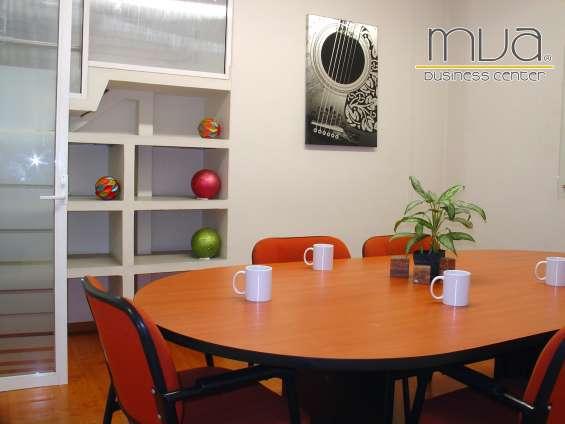 Renta de oficinas virtuales solo en mva!!