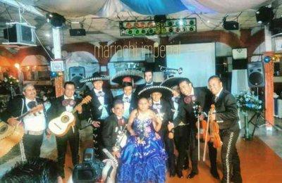 Mariachis en ticoman