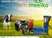 Meelko Peletizadora diesel MKFD260A