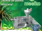 Meelko prensa de aceite MKOP165