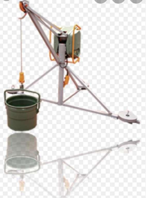 Polipasto 500 kg electrico