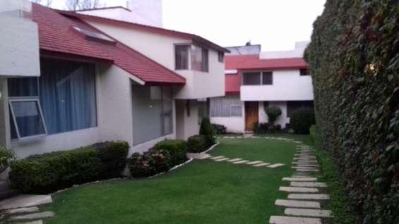 Bonita casa en ciudad satelite