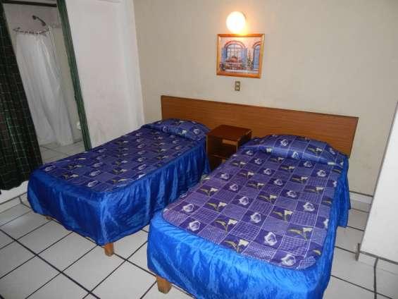 Se rentan cuartos individuales