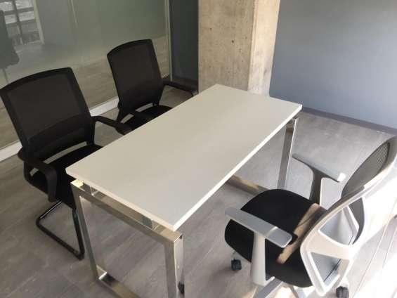 Estrena tu oficina en edificio sobre av. patria,entrega inmediata con todos los servicios.