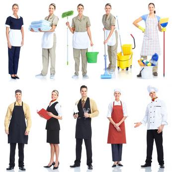 Limpieza servicios domésticos