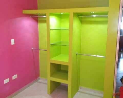 Muebles de tablaroca gr