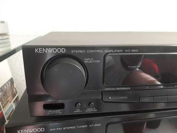 Reparacion del stereo control amplifier