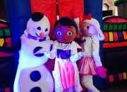 Show de doctora juguetes en cdmx y alrededores
