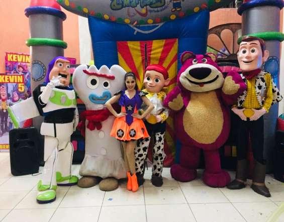 Show de toy story en cdmx