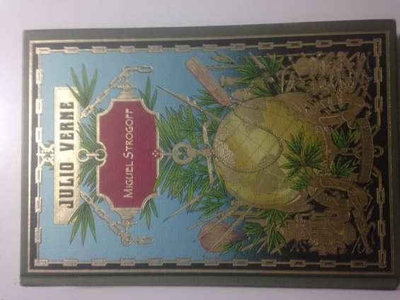 Libros de julio verne: pasta dura coleccion hetzel,edit rba