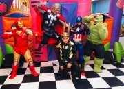 Show de avengers en cdmx