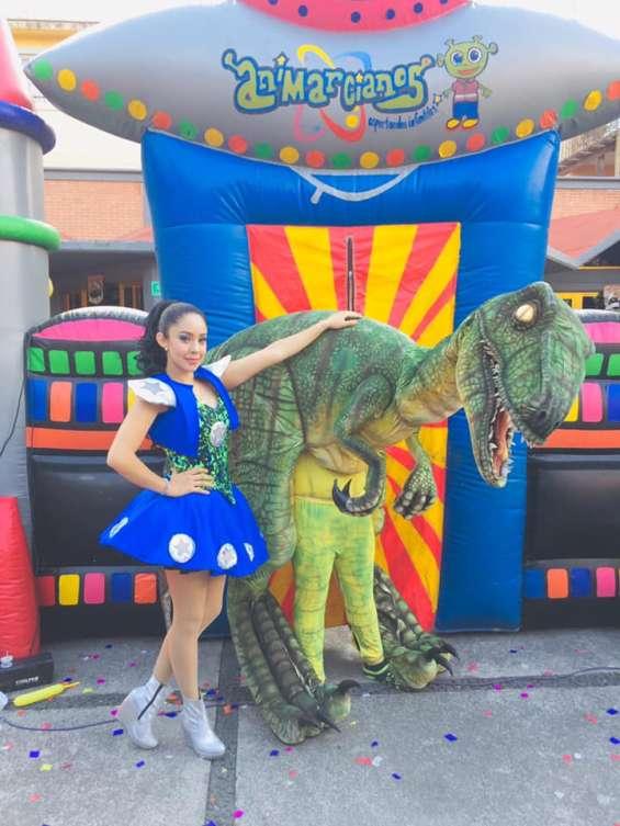 Show de dinosaurios en cdmx