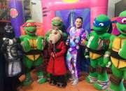 Show de las tortugas ninja en cdmx