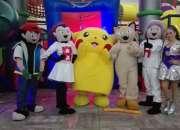 Show de pokemon en cdmx y estado de mexico