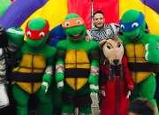 Show de tortugas ninja en cdmx