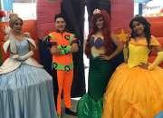 Show de princesas en cdmx y edomex