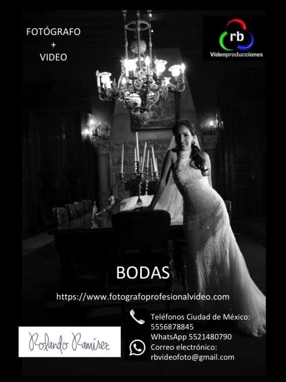 Fotográfo profesional para bodas, modelaje y boudoir en la ciudad de méxico