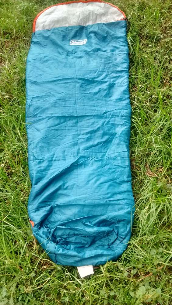 Vendo sleeping bag, coleman, en excelente estado
