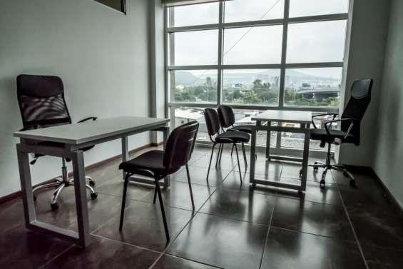 Oficina completamente amueblada en queretaro