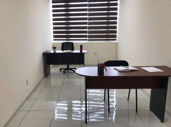 Ven y conoce nuestras oficinas amuebladas disponibles en renta