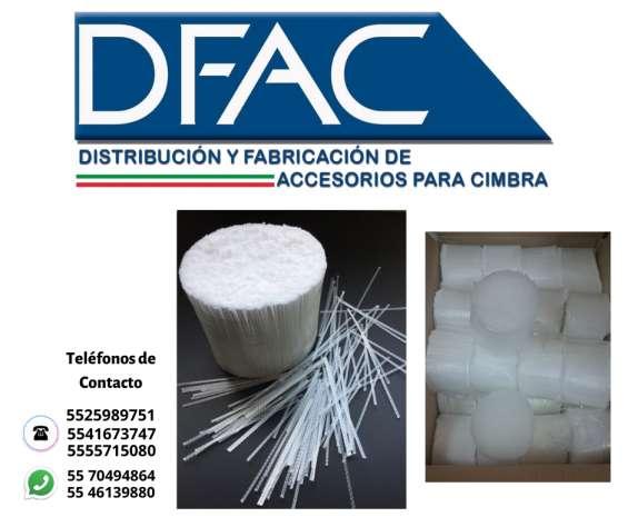 Fiberbau repelente para concreto dfac