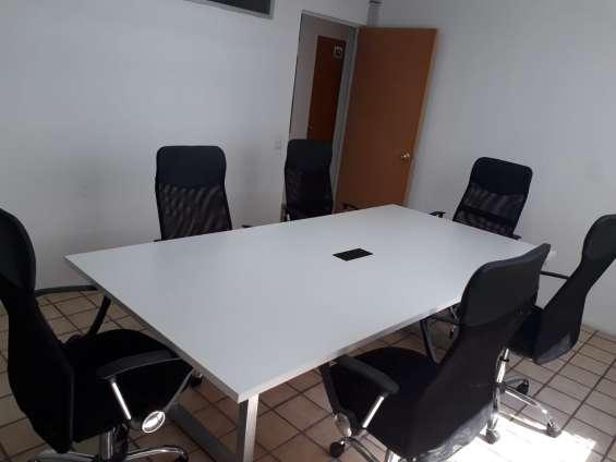 Fotos de Oficina en renta para 6 personas, en la col. moderna 17