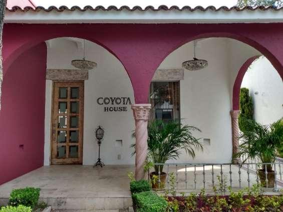 Hotel boutique nuevo en coyoacán
