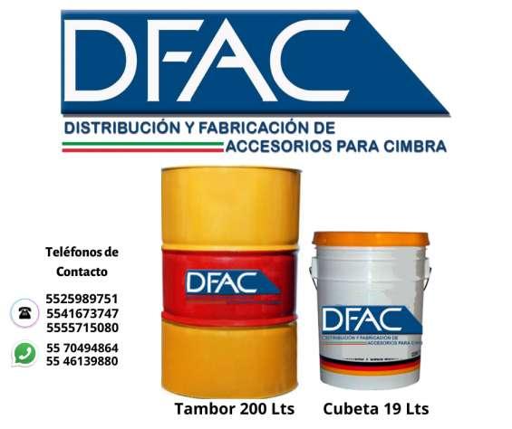 Acelerante para cemento dfac