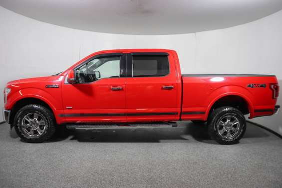 Ford f150 lariat año 2016