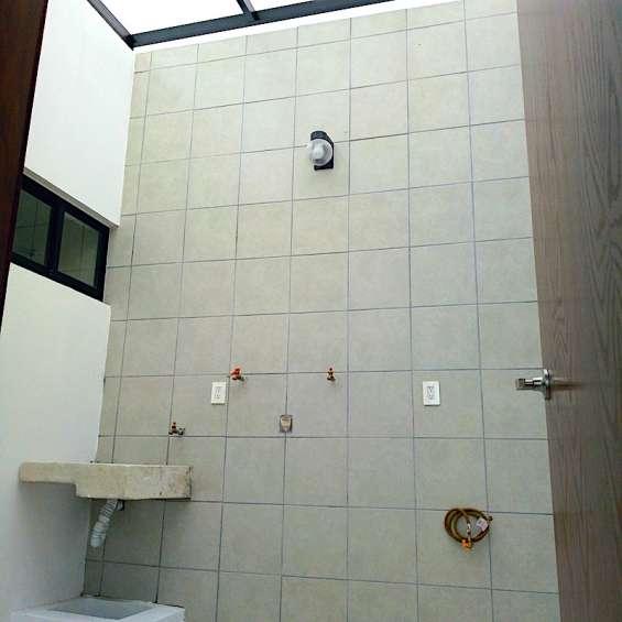 Fotos de Nueva en los robles-zapopan-cocina equipada(teka)+4 cuartos c/baño completo(uno  8