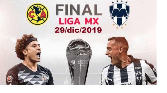 Rento palco estadio azteca para la final america &monterrey $60,000