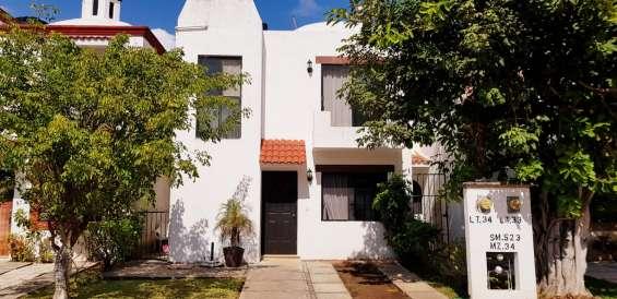 Casa en venta en cancún, sm 523