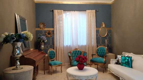 Bonita suite, estilo barroco.