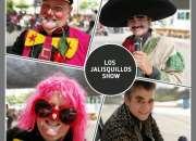 COMEDIANTES EN GUADALAJARA LOS JALISQUILLOS SHOW