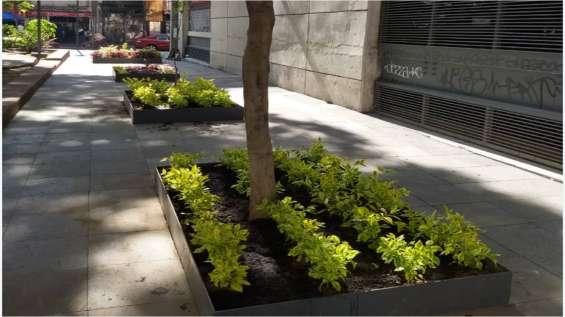 Diseño de areas verdes