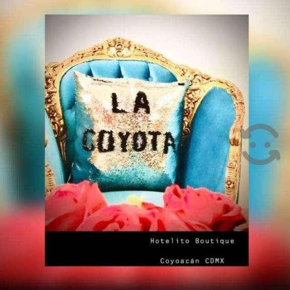 San valentin te espera en una hermosa suite de coyoacán