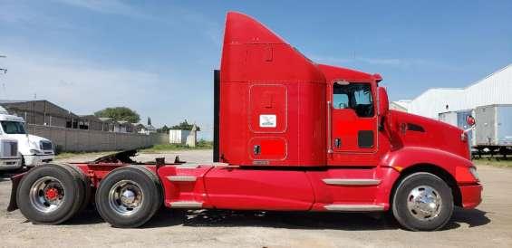 Tracto camión kenworth t660 2012