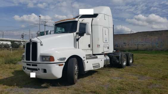 Tracto camión kenworth 2005