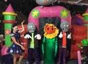 Show de plantasvs zombies en cdmx
