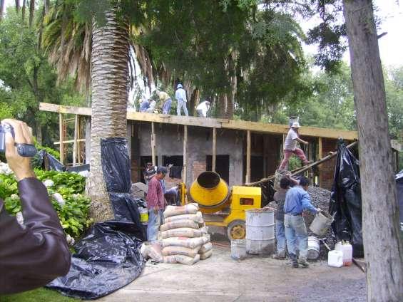 Remodelación, construcción y manteniniento