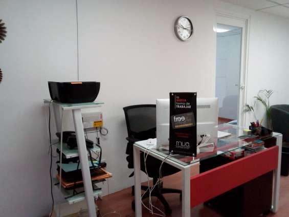Buscas oficinas para renta