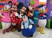 Show de mickey mouse en la cdmx