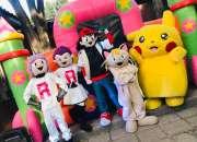 Show de pokemon en la cdmx