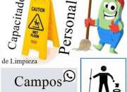 Capacito y Oriento a tu personal de Limpieza e Intendencia