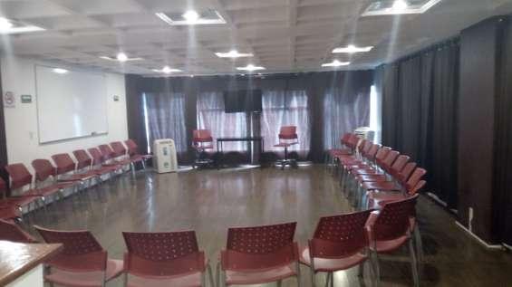 Salon para impartir tu clase o curso